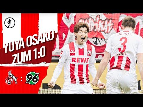 🙌🏻 Yuya Osako schießt den FC zur Führung