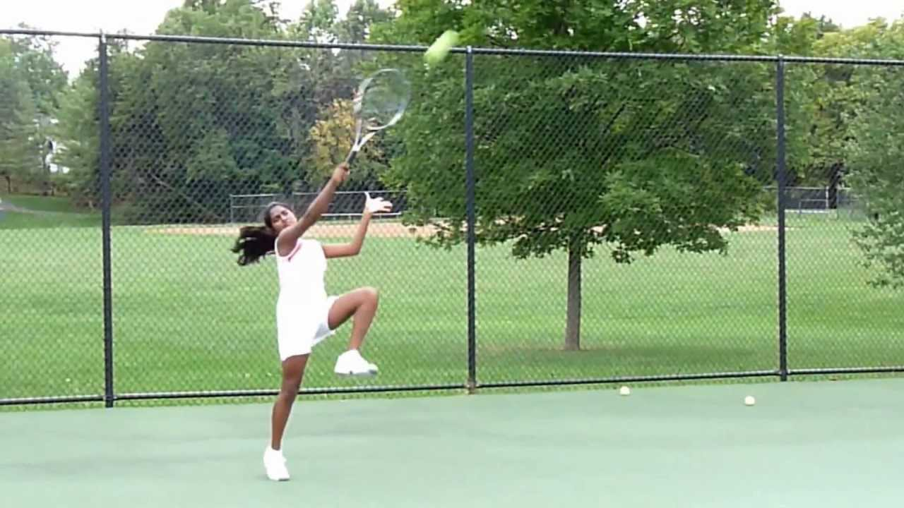 Tennis Forehand Deep Balls Drill 1 of 2 - YouTube