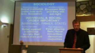 Worldview - Sociology and Law