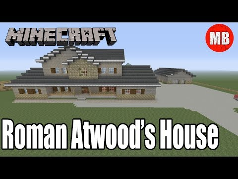 Download Youtube: Minecraft Roman Atwood's House! | Full Property + Smile More Store!