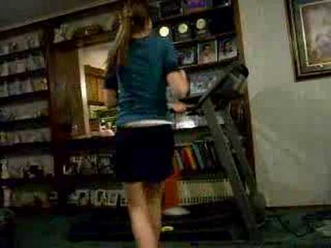 What Happens When You Get Pants On A Treadmill? - YouTube