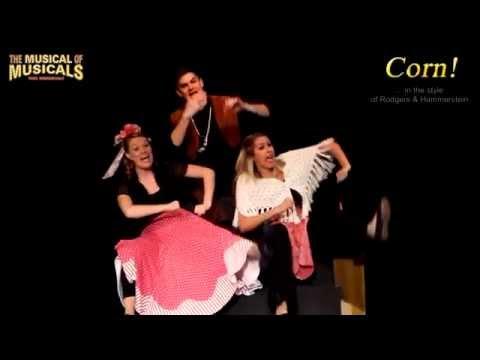 The Musical of Musicals (The Musical!) - Sneak Peek