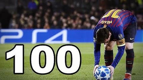 top 100 los mejores goles de tiro libre en la historia del futbol
