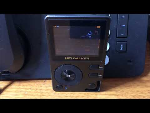 HIFI Walker H2 First Impressions - Audio Player