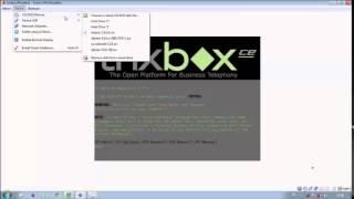 Tutorial Installasi Voip di virtual box via trixbox