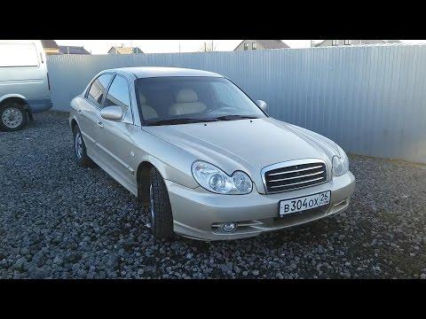 Авто за 230 тысяч Иномарка Hyundai Sonata 2.0 л. 140 л.с. 2006 г.в. \\ Максим Исаев \\