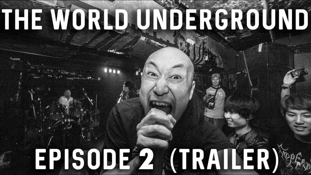 READ — The World Underground