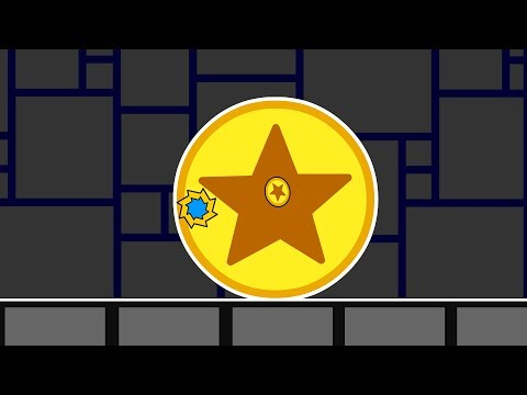 Geometry Dash Animation - Two Coins