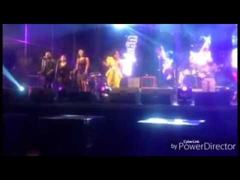 Nomalanga Hlubi -Kwamachibisa Live at Ugu Jazz Festival.