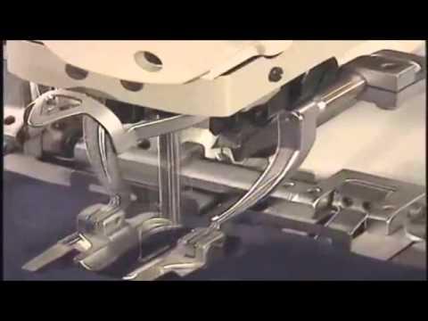 Как работает петельная машина