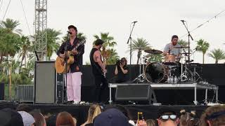 Nothing But Thieves - Soda - live at Coachella Weekend 1