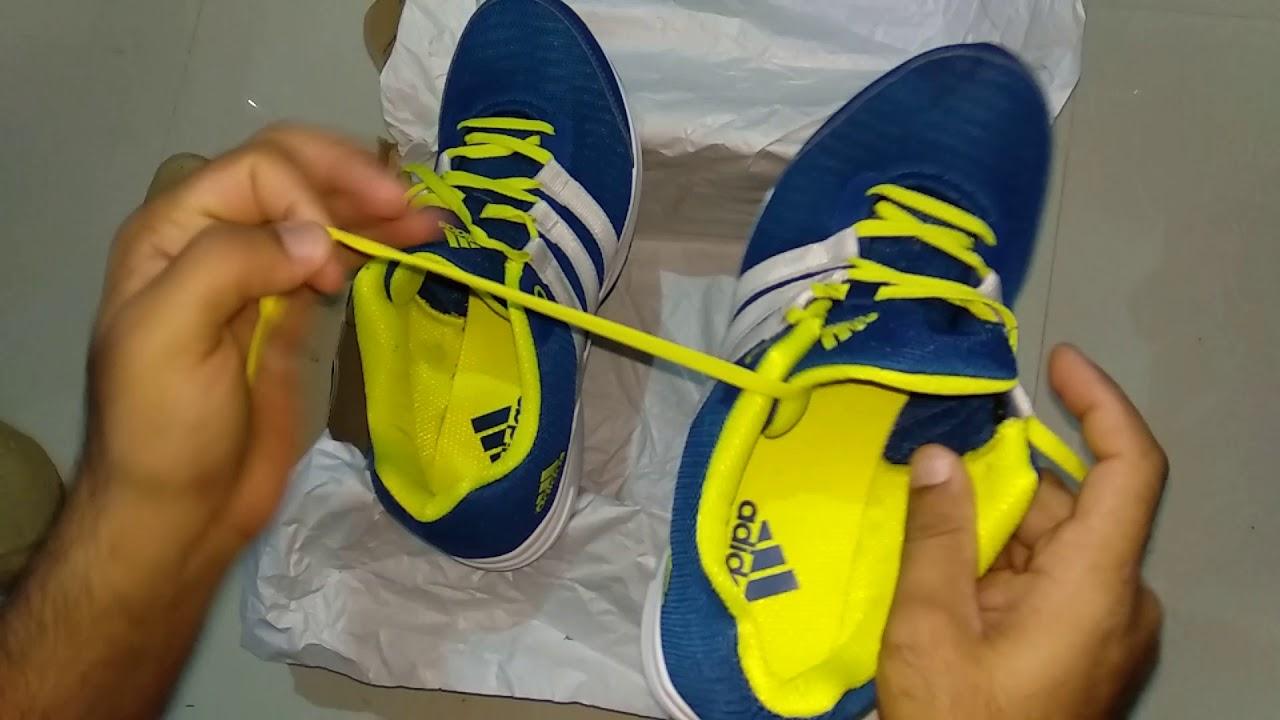 Running Adidas EZAR 3.0 Shoe Unboxing