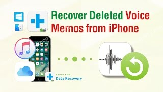 Recover Deleted Voice Memos from iPhone 6/6S/7 (Plus)