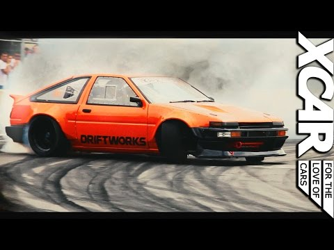 Veja o video – How a Drift Car is Built: Driftworks – XCAR
