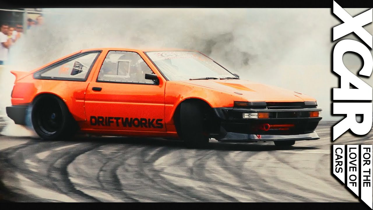 How A Drift Car Is Built Driftworks Xcar Youtube