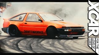 How a Drift Car is Built: Driftworks - XCAR