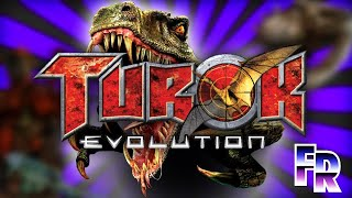 FR: Turok: Evolution (Campaign) for GameCube