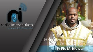 Faithfulness to God in Times of Persecution - Homily by Fr Pio M. Idowu, English & Welsh Martyrs