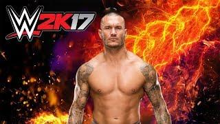 Sponsor Button Hype!!!   WWE 2K17 Online