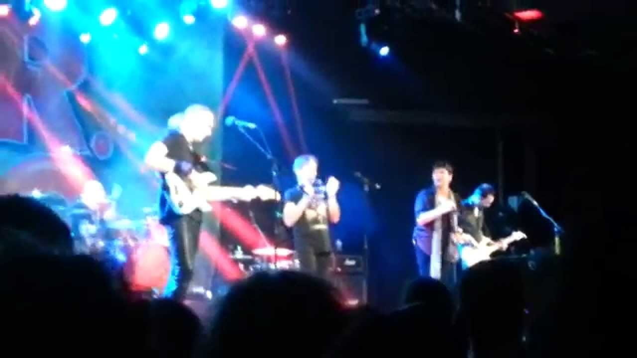 Mr Big To Be With You Madrid La Riviera 2014 Youtube