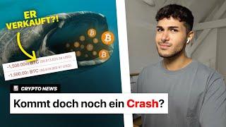 So verhält sich der größte Bitcoin WAL jetzt GERADE! | Crypto News