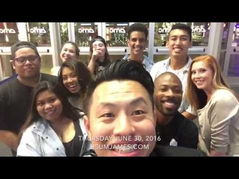 James Hsu VLOG Thursday June 30, 2016 | The Purge Election Year Premiere AMC Las Vegas