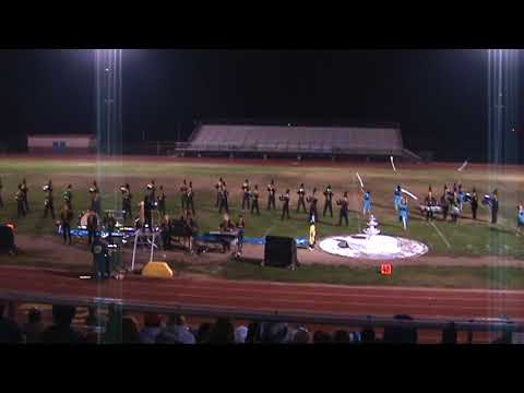 Cabrillo Marching Band 11 11 2017