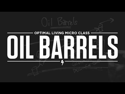 Micro Class: Oil Barrels