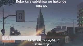 Kimi No Na Wa Your Name RADWIMPS Nandemonaiya With Lyrics And Sub Indo