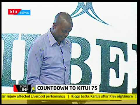 Countdown to Kitui 7's an initiative of former 7's coach Benjamin Ayimba