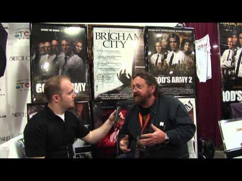 Salt Lake Fantasy Con Interview with Richard Dutcher