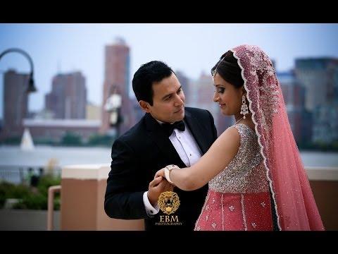 A Modern Pakistani Wedding - The Love of My Life