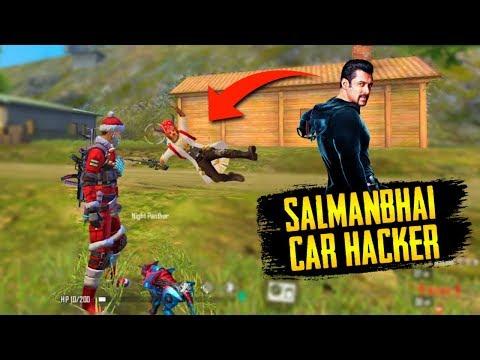 Salmanbhai The Great Car Hacker Gameplay - Garena Free Fire