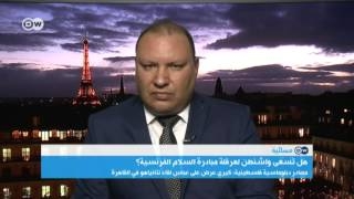 خبير: قبول إسرائيل بالمبادرة المصرية هدفه قطع الطريق أمام المبادرة الفرنسية