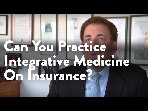 Can You Practice Integrative Medicine On Insurance? Interview With Dr. Dean Ornish