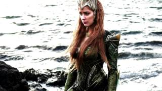 First Look at Amber Heard as Mera in JUSTICE LEAGUE Movie