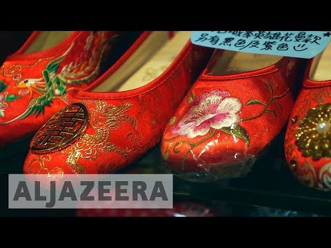 China's silk embroidery culture gets a makeover