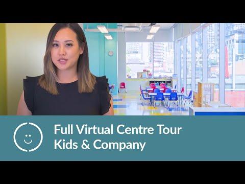 Full Virtual Centre Tour | Kids & Company Child Care