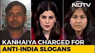 Chargesheet Against Kanhaiya Kumar, Umar Khalid Genuine Case Or Political Vendetta?
