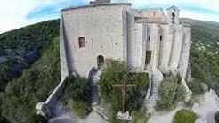 Visite du Château de Saint-Saturnin-Les-Apt / 84490 Vaucluse