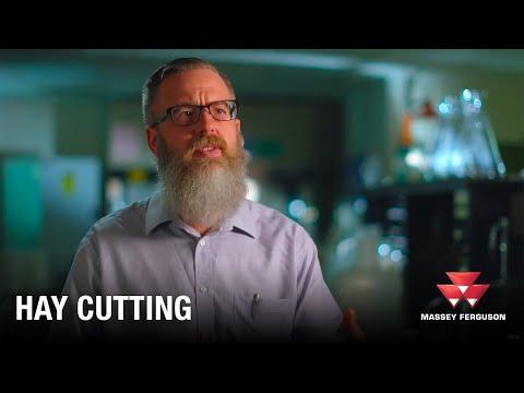 Massey Ferguson – A Cut Above the Rest Video Series Episode 1 - Hay Cutting