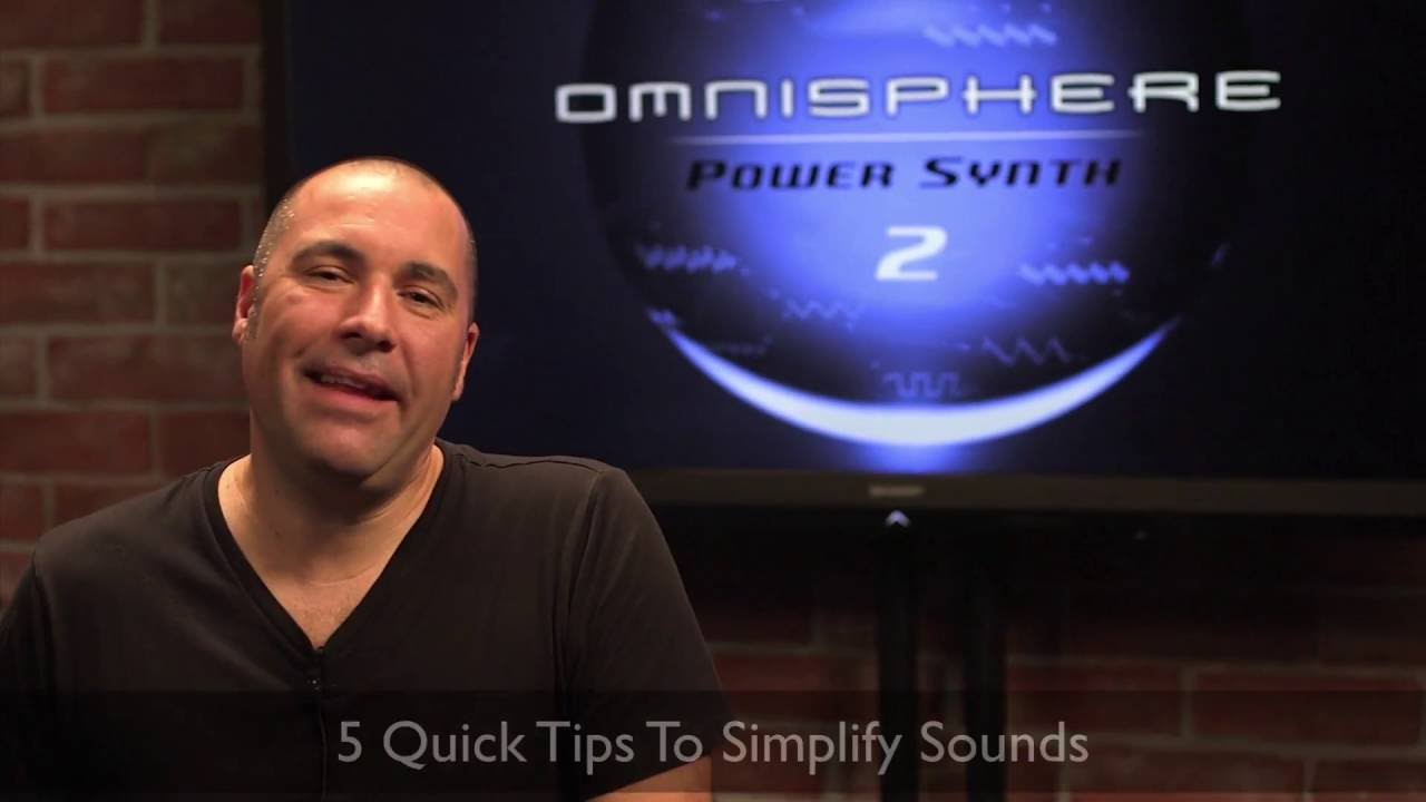 5 Quick Tips To Simplify Sounds in Omnisphere 2