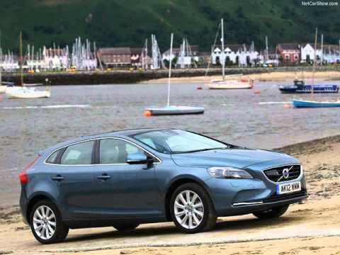 Volvo V40 (2013) Review