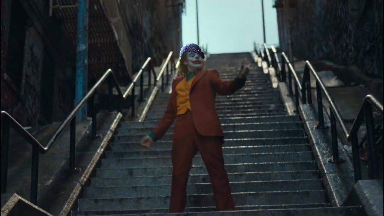 Download Joker's Stair Dance but he's a Dancing Queen