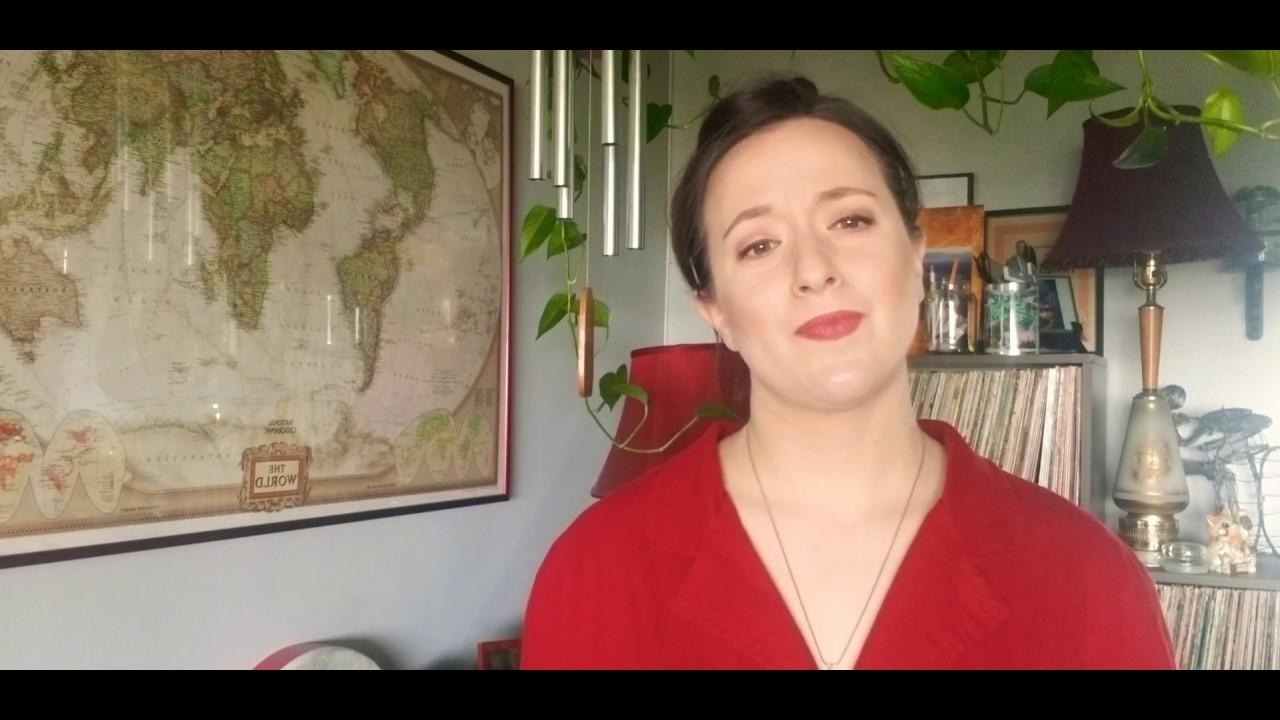 """Ema Mitrović, """"Voce di donna o d'angelo"""""""