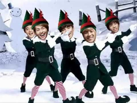 how to make dancing elf videos