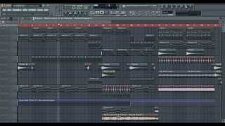 Martin Garrix - Rewind Repeat (ft.  Ed Sheeran) Remake Fl Studio