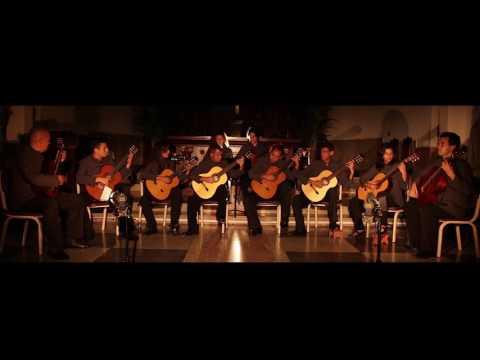 """ENSAMBLE DE GUITARRAS """"ARMANDO REVERÓN"""" """"TEPUYES"""""""