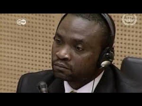 ICC gives Congo warlord Germain Katanga 12 year jail term
