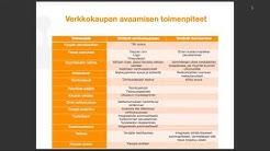 Kuukauden integraatiowebinaari: Netvisor ja verkkokauppaintegraatiot